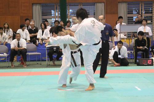 2011東海地区大会 静岡県空手道選手権大会 浜名湖杯