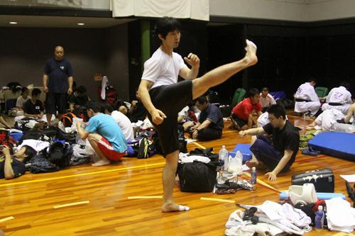 全日本ウエイト制・全日本 青少年・壮年・型