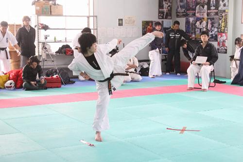 全日本ウエイト制・国際青少年・壮年大会支部内選考試合
