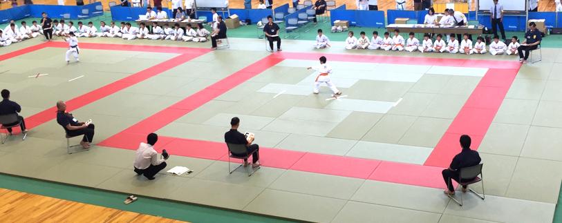 2016 東海地区空手道選手権大会 浜名湖杯レポート