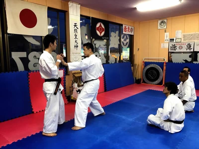 静岡西遠・愛知東三河支部内部イベント  合同型稽古会