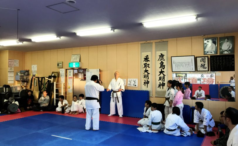 春の昇級・昇段審査会