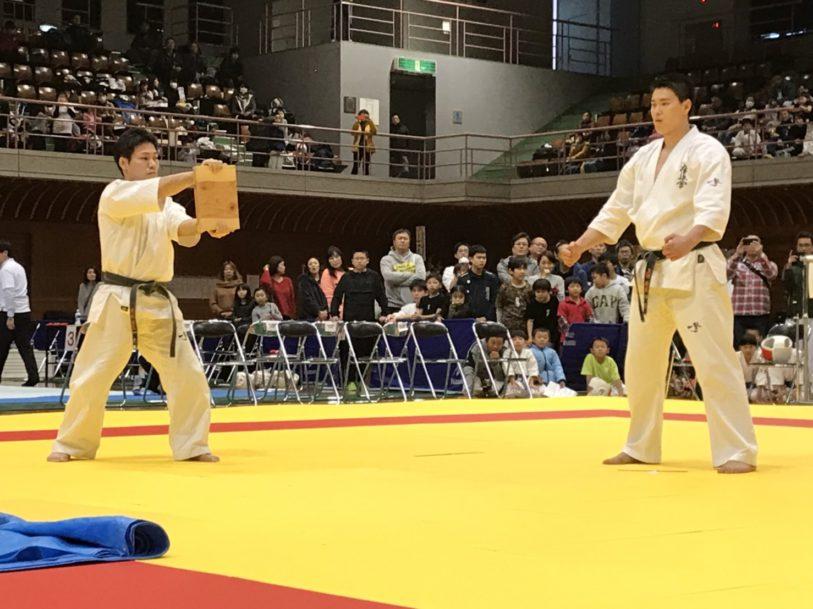 第50回全日本チャンピオン 上田幹雄選手 演武
