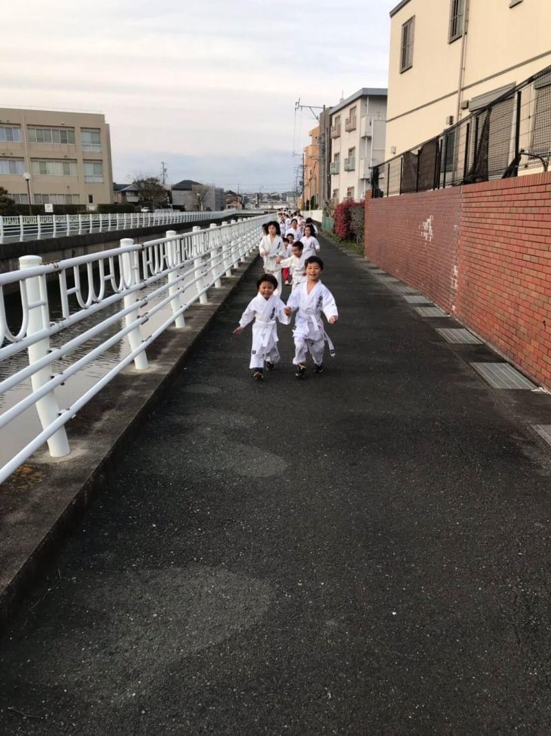 極真空手 浜松西伊場道場