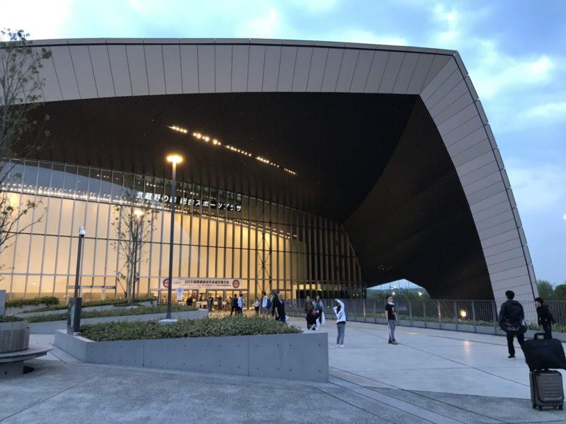 武蔵野の森 総合スポーツプラザ