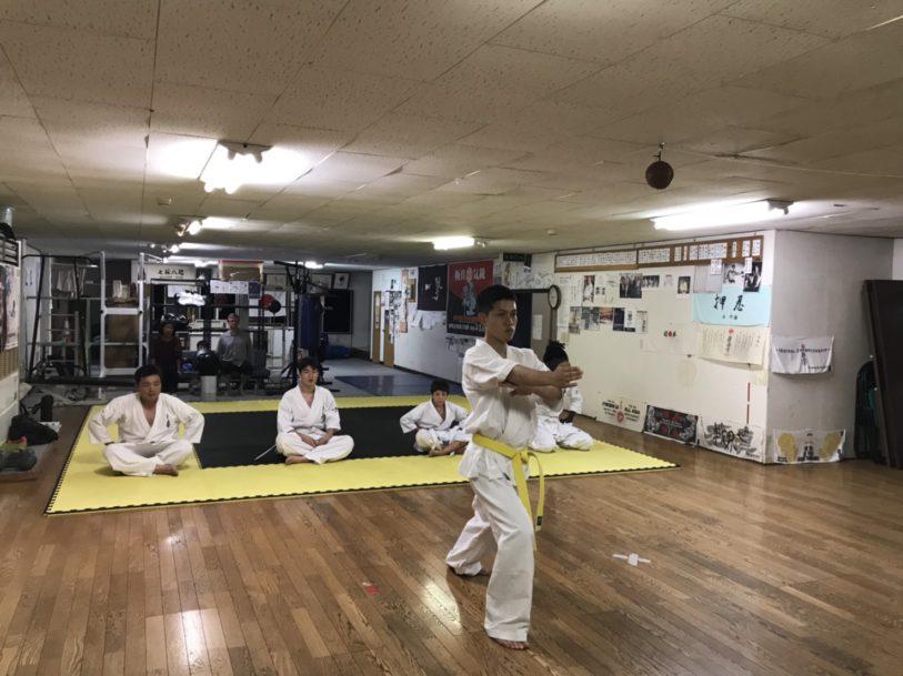静岡西遠支部 夏季昇級追加審査会