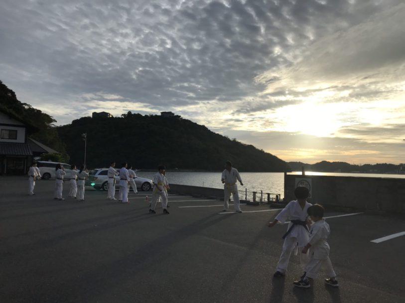 親睦合宿2日目