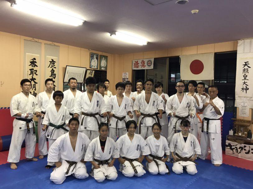 秋季昇級・昇段審査会