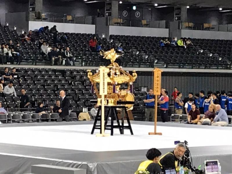 第12回全世界空手道選手権大会3日目