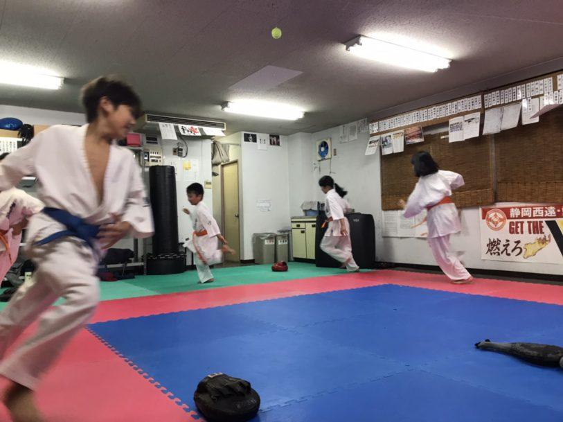 豊川道場 トレーニング設備
