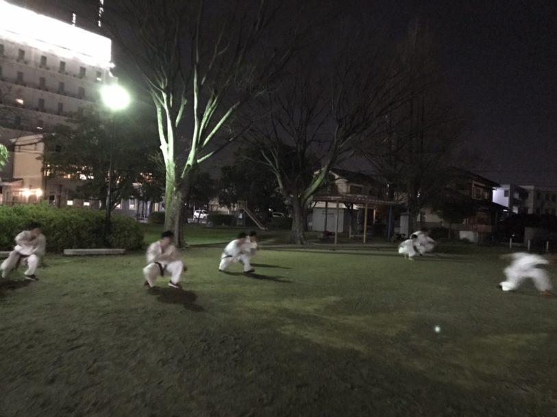 浜松西伊場道場 師範稽古