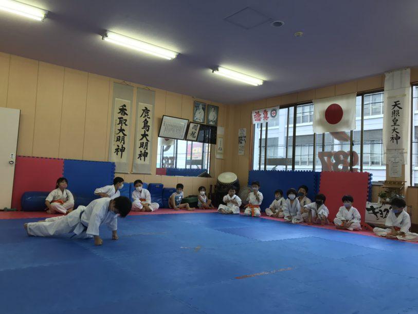 浜松西伊場道場 6/13土曜日