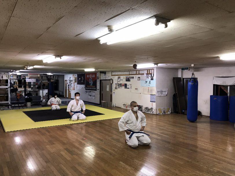 浜松大蒲道場 6/2火曜日