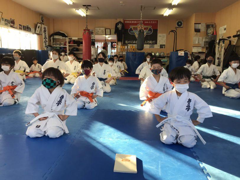 3歳からの武道教育